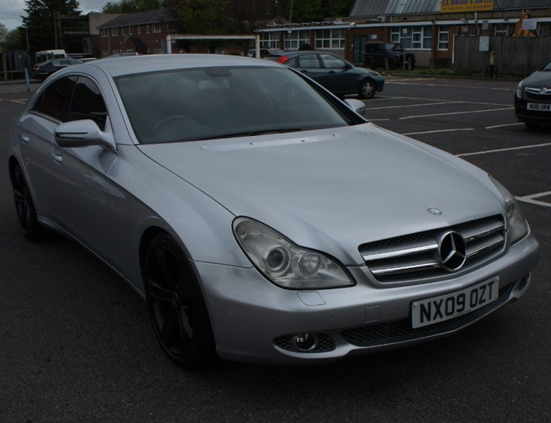 Mercedes CLS320 CDI for sale