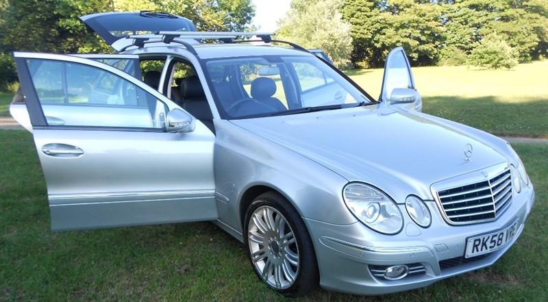 used Mercedes E280 SPORT in hemel-hempstead-hertfordshire