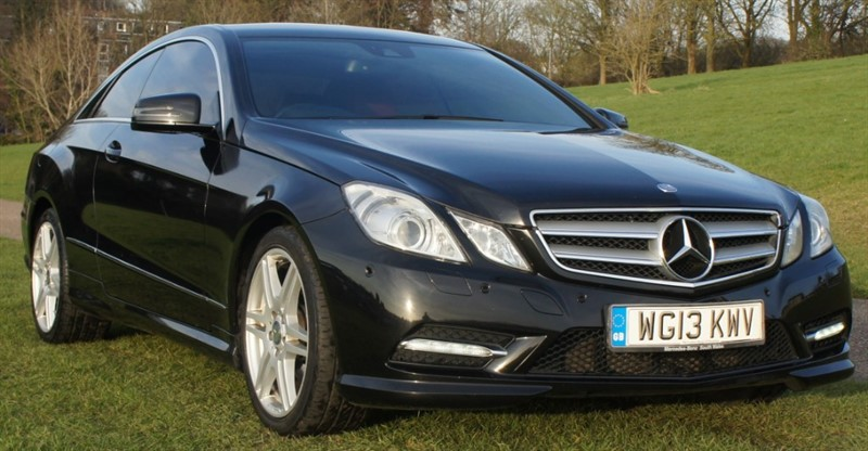 Mercedes E220 for sale