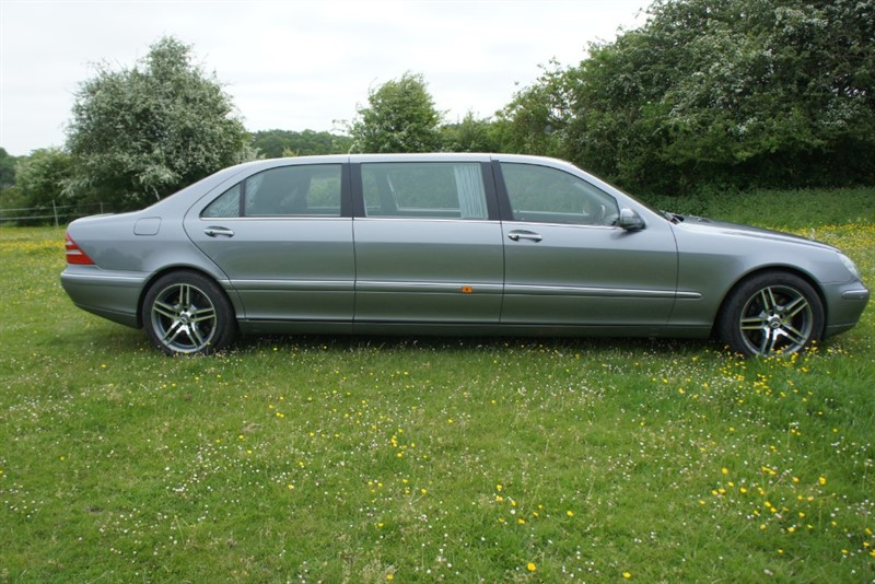 used Mercedes S600L  in hemel-hempstead-hertfordshire