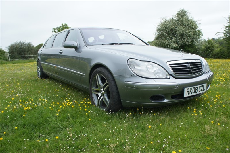 Mercedes S600L for sale
