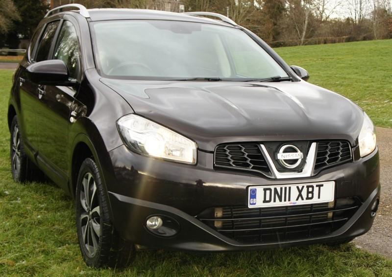 used Nissan Qashqai DCI N-TEC PLUS 2 in hemel-hempstead-hertfordshire