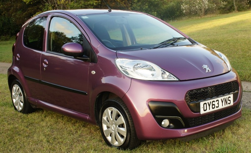 Peugeot 107 for sale