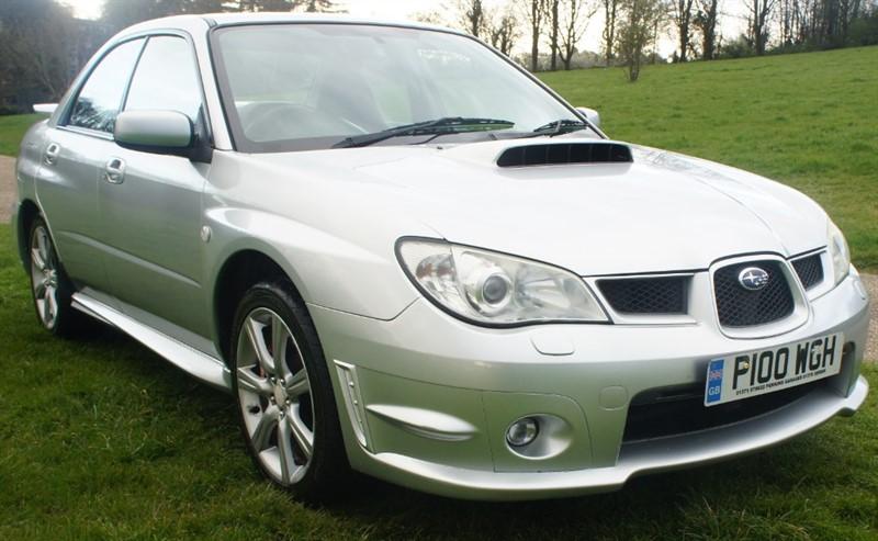 used Subaru Impreza  in hemel-hempstead-hertfordshire