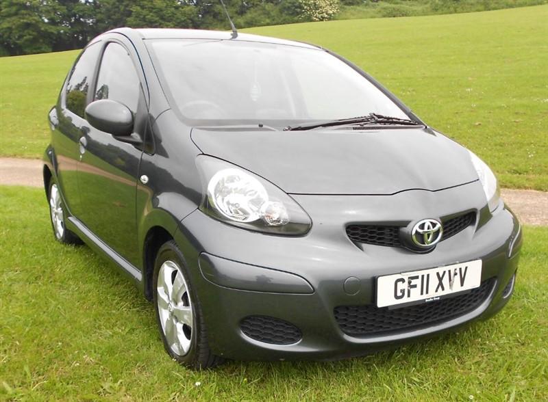 used Toyota Aygo VVT-I GO in hemel-hempstead-hertfordshire