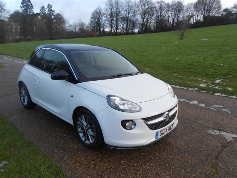 used Vauxhall Adam JAM in hemel-hempstead-hertfordshire