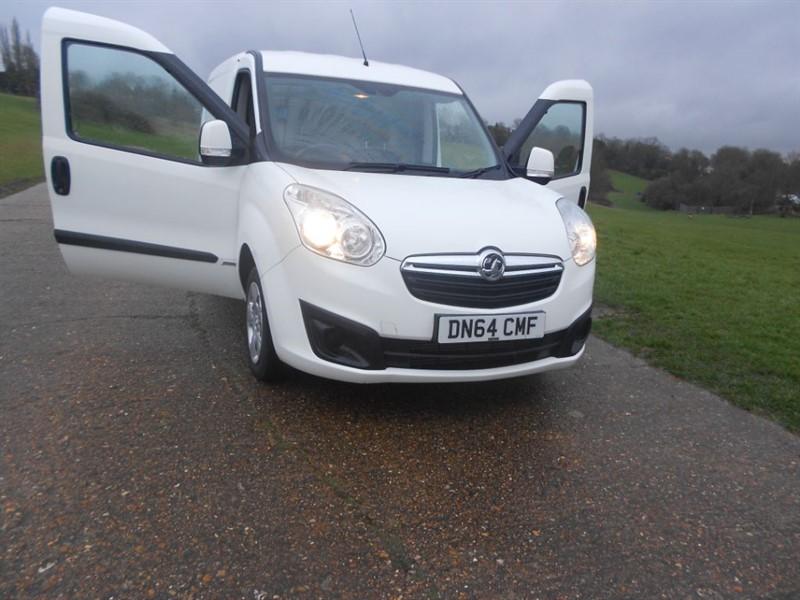 used Vauxhall Combo 2000 L1H1 CDTI SPORTIVE in hemel-hempstead-hertfordshire