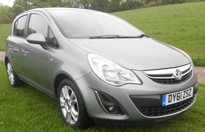used Vauxhall Corsa SXI AC in hemel-hempstead-hertfordshire
