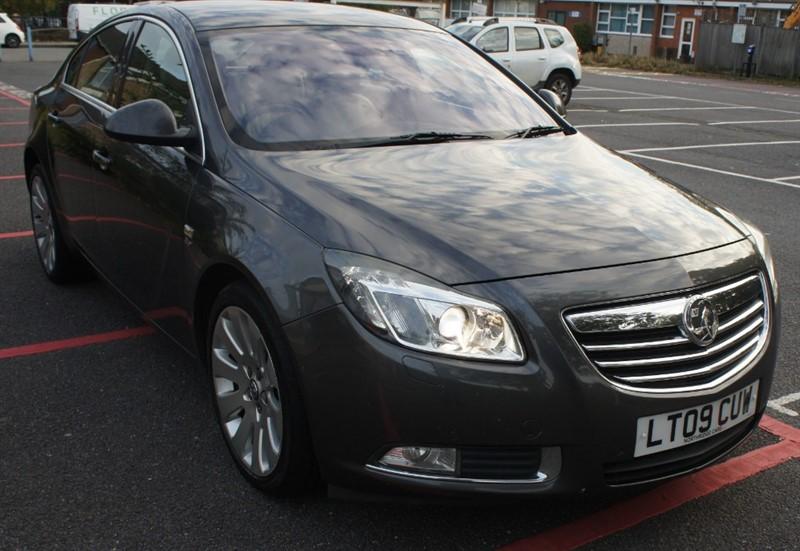 used Vauxhall Insignia ELITE NAV CDTI in hemel-hempstead-hertfordshire
