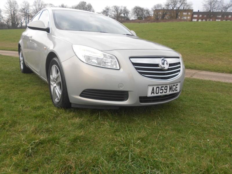 used Vauxhall Insignia EXCLUSIV in hemel-hempstead-hertfordshire