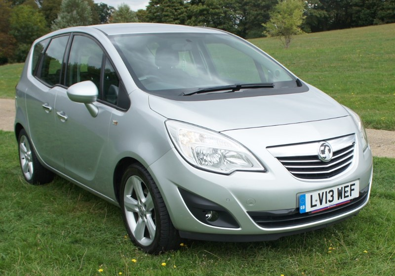 used Vauxhall Meriva TECH LINE in hemel-hempstead-hertfordshire