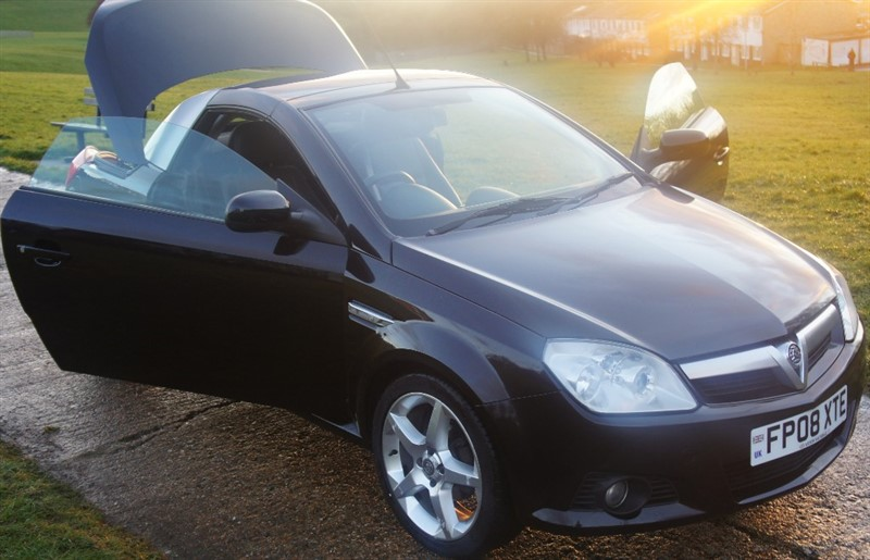 Vauxhall Tigra for sale