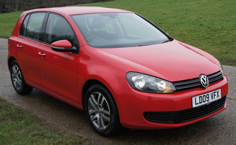 used VW Golf SE TSI in hemel-hempstead-hertfordshire