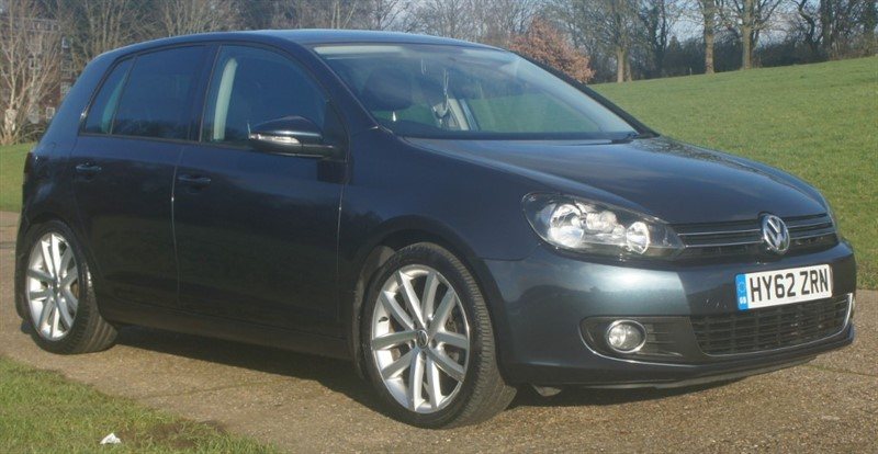 used VW Golf GT TDI in hemel-hempstead-hertfordshire