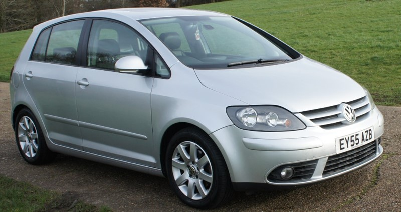 used VW Golf Plus GT in hemel-hempstead-hertfordshire