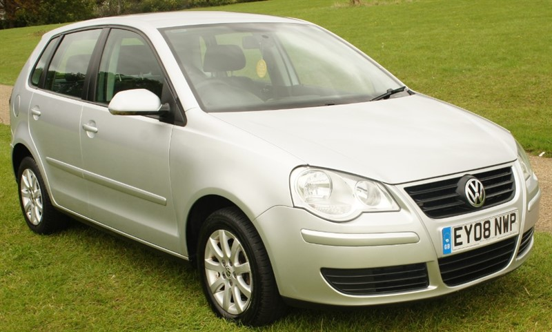 used VW Polo SE (80BHP) in hemel-hempstead-hertfordshire