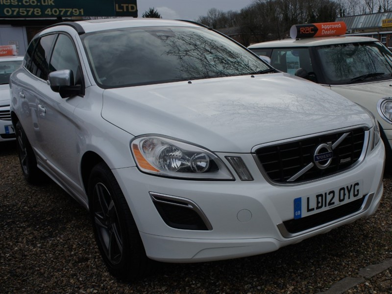 used Volvo XC60 D5 R-DESIGN AWD in hemel-hempstead-hertfordshire