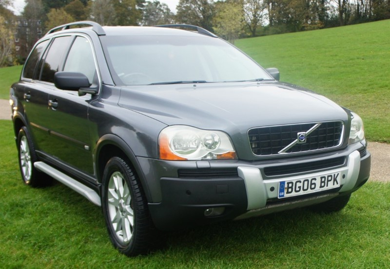 used Volvo XC90 D5 SE EU4 in hemel-hempstead-hertfordshire