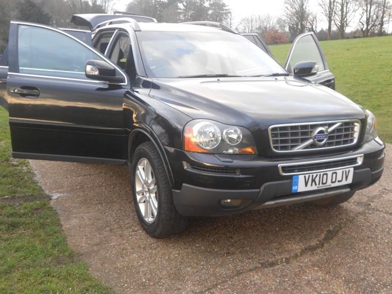 used Volvo XC90 D5 SE AWD in hemel-hempstead-hertfordshire