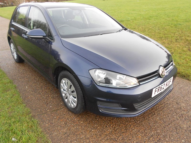 used VW Golf S TSI BLUEMOTION TECHNOLOGY in hemel-hempstead-hertfordshire