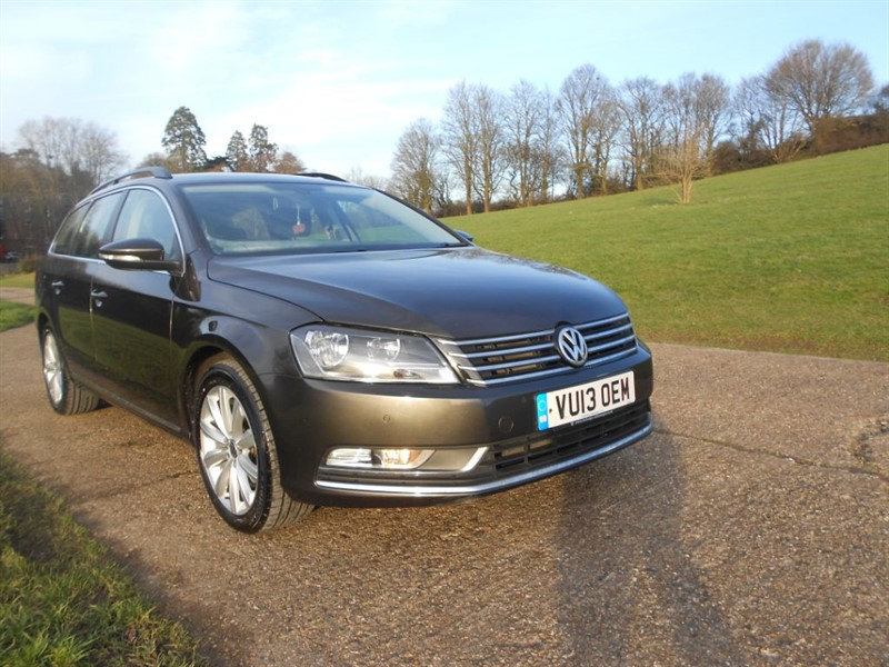 used VW Passat HIGHLINE TDI BLUEMOTION TECHNOLOGY in hemel-hempstead-hertfordshire