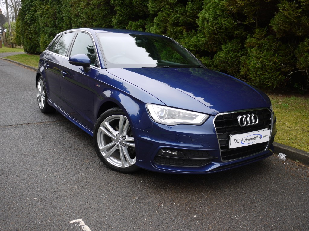 used scuba blue metallic audi a3 for sale surrey. Black Bedroom Furniture Sets. Home Design Ideas