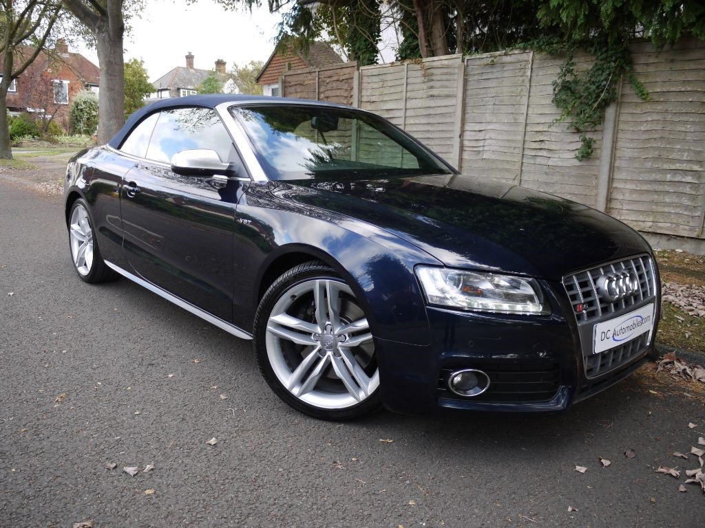 Used Deep Sea Blue Audi A For Sale Surrey - Audi a5 for sale