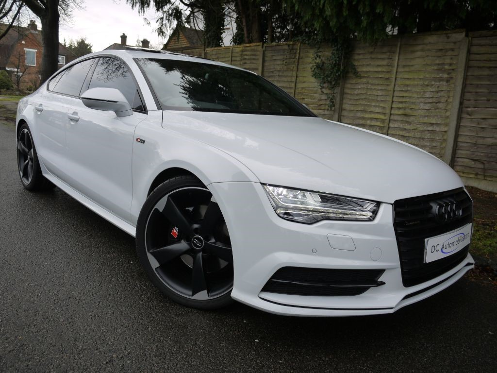 Used Ibis White Audi A7 For Sale