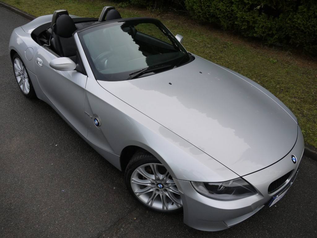 Bmw Z4 Car Tax Band