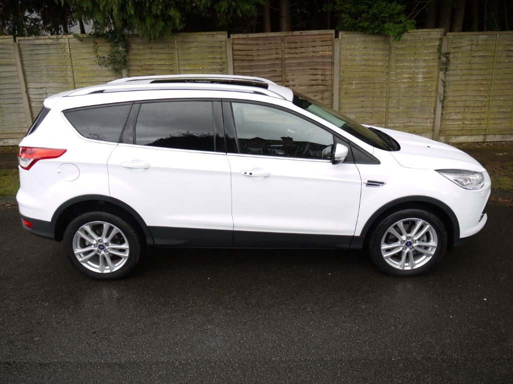 sale ford kuga car hayling fiat in island infinity awd tdci titanium hampshire used for
