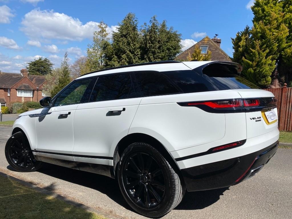 Land Rover Range Rover Velar
