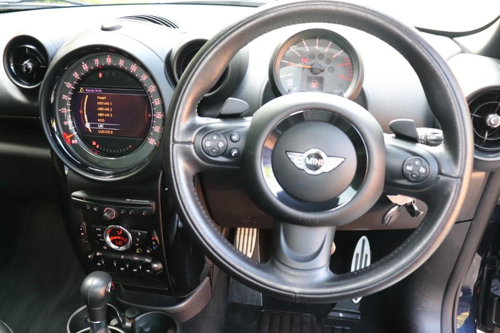 Used Cosmic Blue MINI Cooper S for Sale | Surrey