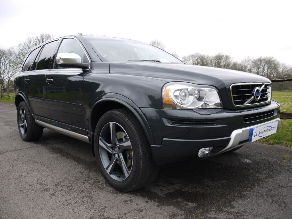 used volvo xc90 for sale in surrey. Black Bedroom Furniture Sets. Home Design Ideas