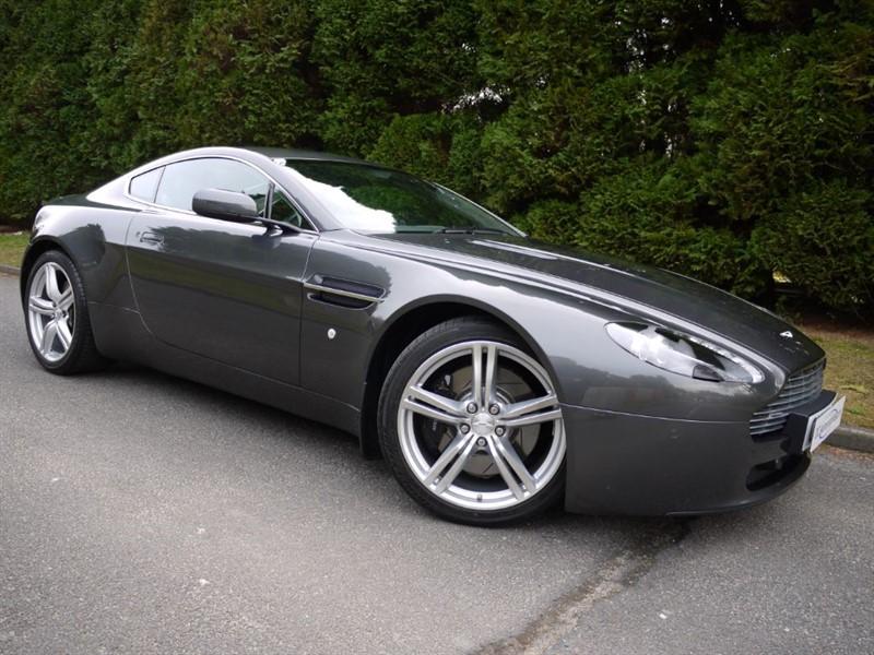 used Aston Martin Vantage V8 in surrey