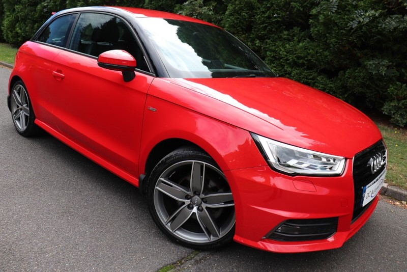 used Audi A1 TFSI S LINE COD Navigation in surrey