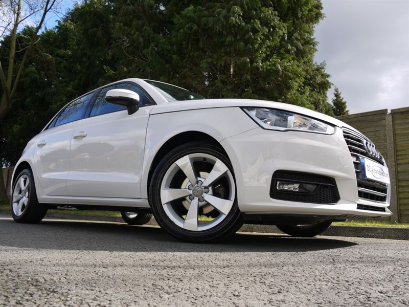 used Audi A1 SPORTBACK TFSI SPORT in surrey