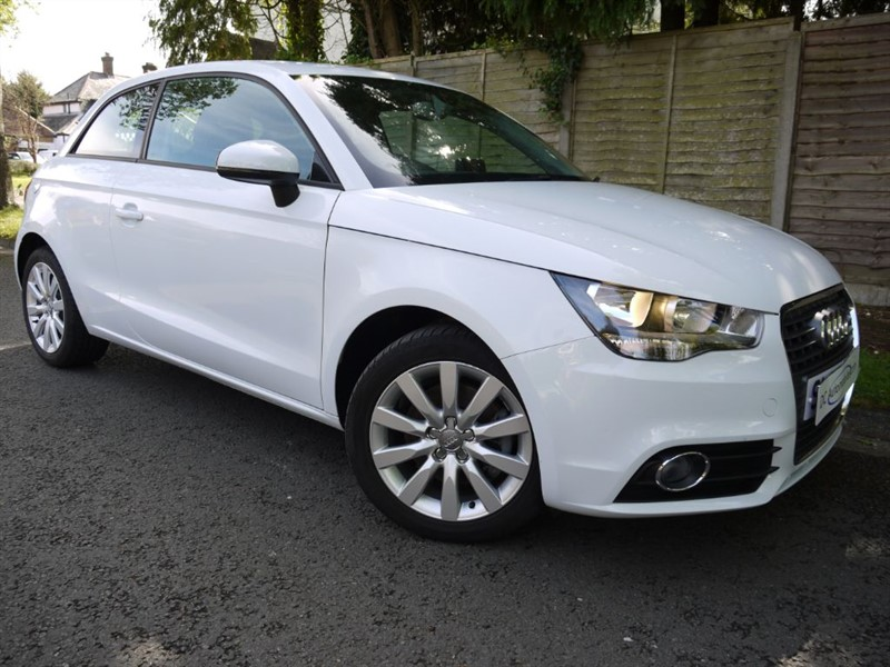 used Audi A1 TFSI SPORT in surrey