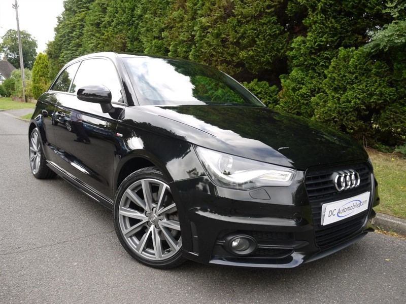 used Audi A1 TFSI S LINE STYLE EDITION in surrey