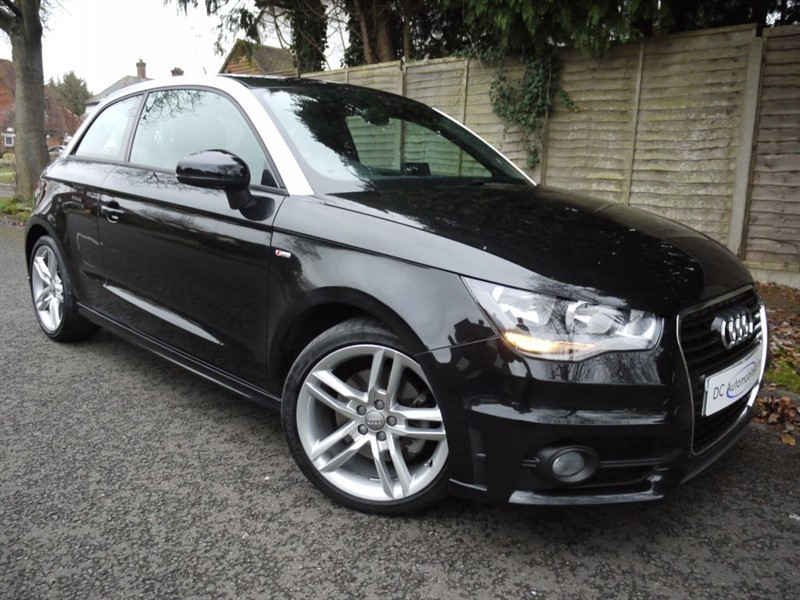 used Audi A1 TFSI S LINE in surrey