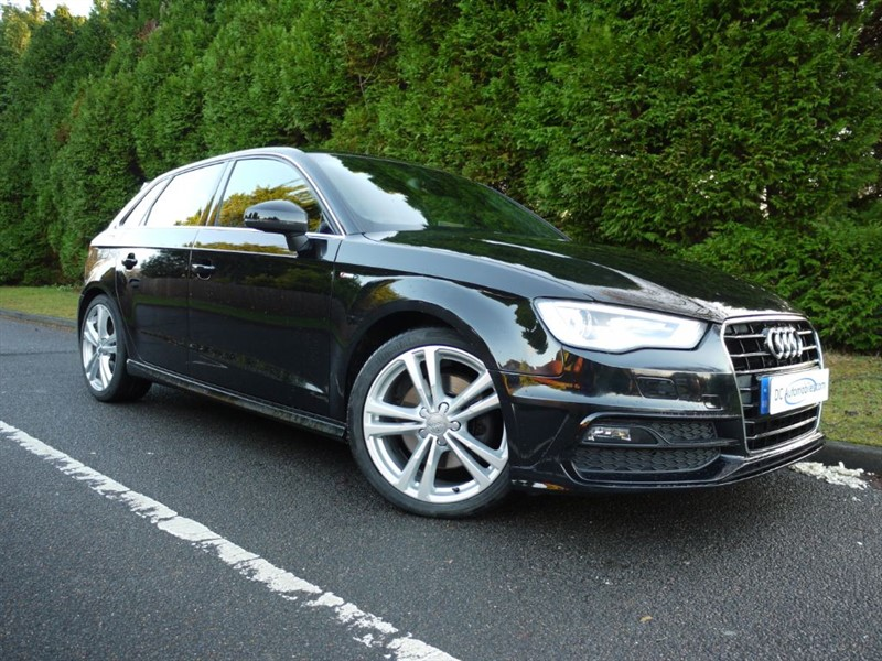 used Audi A3 TFSI S LINE in surrey