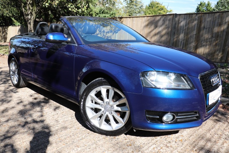 used Audi A3 TFSI SPORT FINAL EDITION in surrey