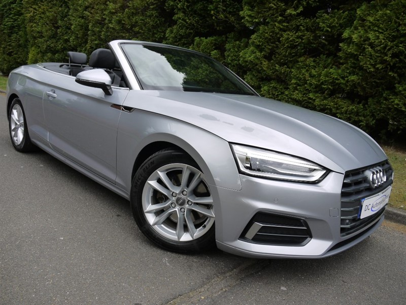 used Audi A5 TFSI SPORT in surrey