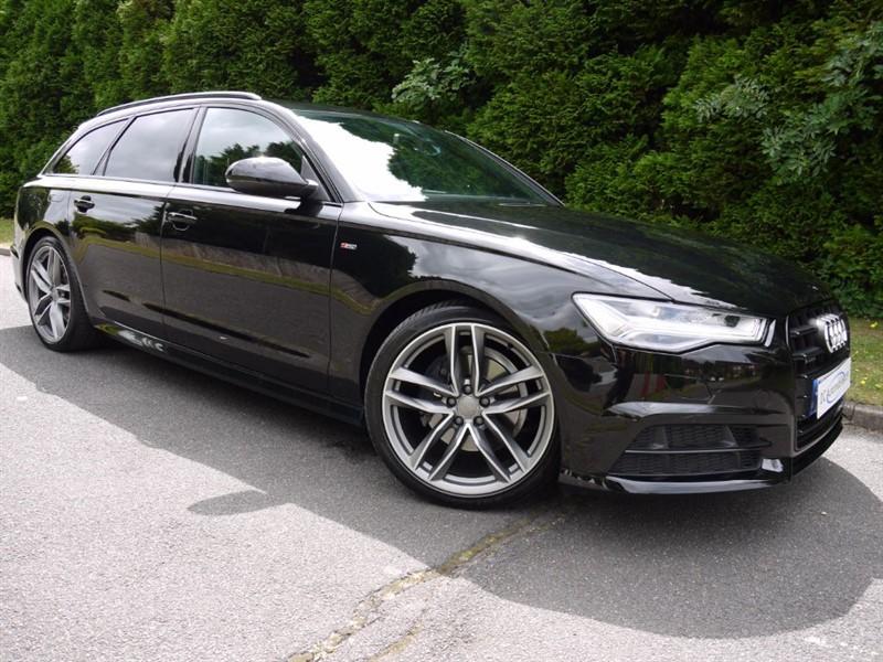 used Audi A6 Avant TDI QUATTRO S LINE in surrey