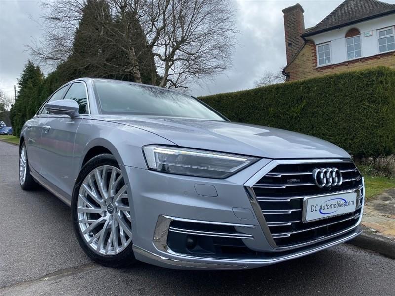 used Audi A8 TFSI QUATTRO in surrey