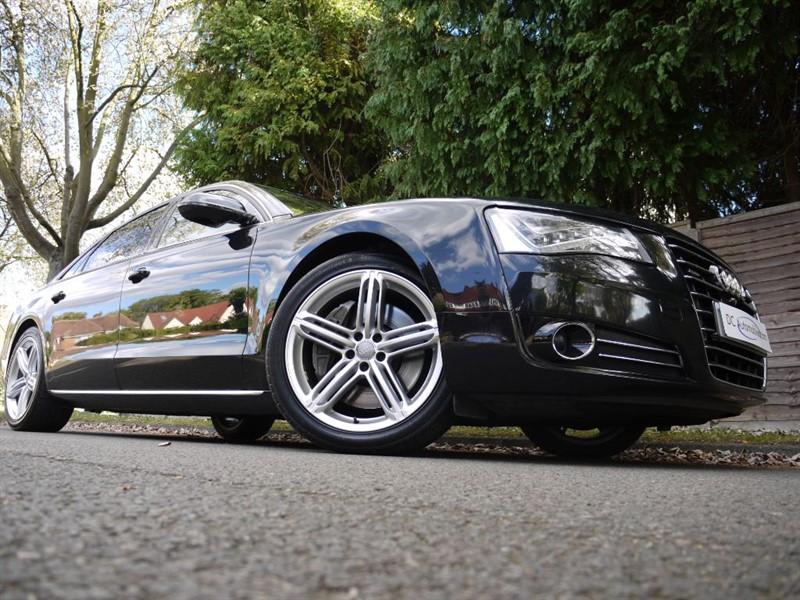 used Audi A8 4.0 TFSI SE Executive LWB  in surrey