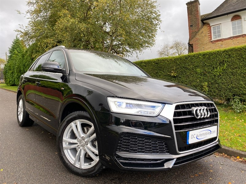 used Audi Q3 TFSI S LINE EDITION in surrey