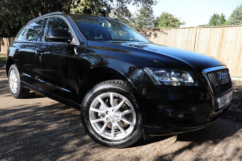 used Audi Q5 TDI QUATTRO SE in surrey