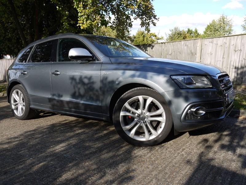 used Audi Q5 SQ5 TDI QUATTRO in surrey