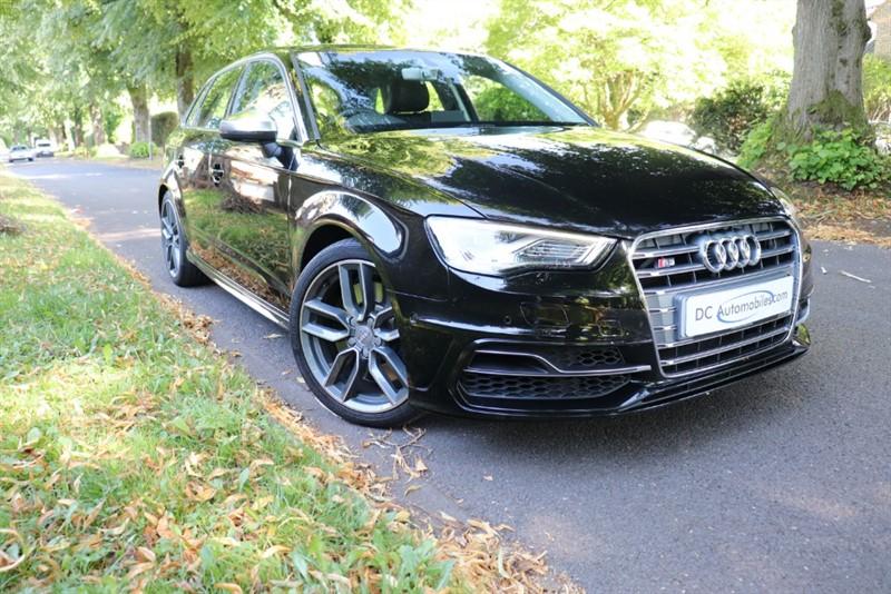 used Audi S3 SPORTBACK QUATTRO in surrey