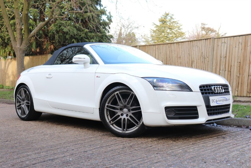 used Audi TT TFSI S LINE SPECIAL EDITION in surrey